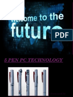 Five Pen PC Technology