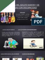 Derechos Del Adulto Mayor y Personas Con discapacidad