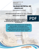 Bases Huaychao Publicar