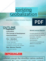 4 Theorizing Globalization