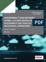 Cloud-native Automation Platform