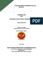 Elect. Poly Syllabus 3rd Sem-1
