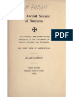 The ancient science of numbers.pdf