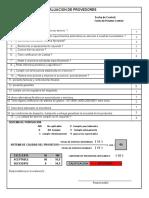 Evaluacion a Provedores1