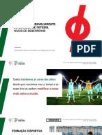 Etapas de Desenvolvimento Do Jogador No Futebol ETNF- S15-20 Junho 2018
