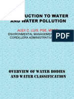 Clean Water Act With Introduction