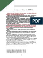 Www.referat.ro-legea in Dreptul Roman - Legea Celor XII Table.docd5787