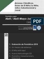 Monitoreo Febrero 2019Ed Marzo 2019