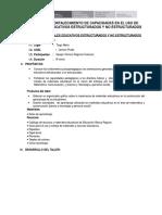 Pista Materiales Ed. 2018 Ugel Lp Rossy