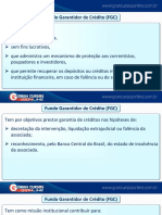 Fgc - Fundo Garantidor de Credito