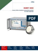 Humy 3000 Brochure