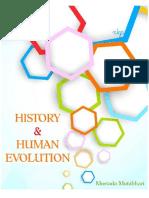 History of Human Evolution