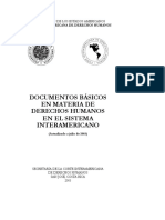 Documentos Basicos en Materia de Derechos Humanos
