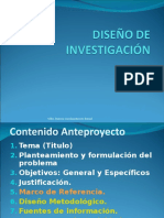 DISEÑO DE Anteproyecto.ppt