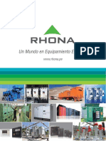 Brochure RHONA 2018