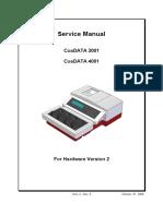 LabiTec CoaData 2001,4001 - Service Manual