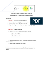 Asignacion de Quimica de Tercer Año. Secciones a,b y c