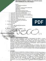 Capacitacion Manejo de Asambleas y Concejo de Admnistracion