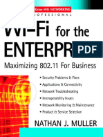 (McGraw-Hill networking professional) Nathan J Muller - WiFi for the enterp.pdf