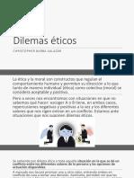 Dilemas éticos - Bioetica