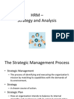 2-HRM – Strategy and Analysis