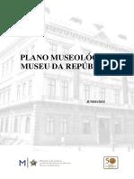 plano museológico - Museu da República