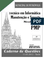 Pmp Nm Tec Info Manut Suporte