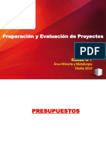PRESENTACIÓN Nº8 Preparación y Evaluación de Proyectos