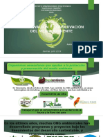 Francisco Gonzalez - Preservacion Del Medio Ambiente