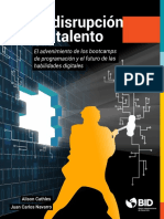 la disrupcion del talento