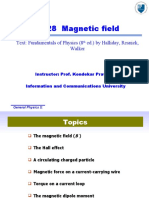 Ch28 Magnetic Field