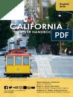 CA DriverHandbook