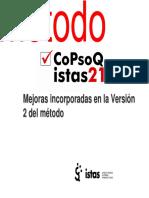 Xavier Gimeno - 25 Octubre - Seccion L - Version 2 COPSOQ ISTAS21