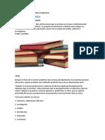Taller de Producción de Textos Academicos