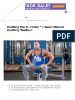 Building the X Frame_ 10 Week Muscle Building Workout.pdf