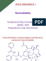 Generalidades de química orgánica