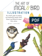 Mindy Lighthipe - The Art of Botanical & Bird Illustration_ An Artist's Guide to Drawing and Illustrating Realistic Flora, Fauna, and Botanical Scenes from Nature-Walter Foster Publishing (2017).epub