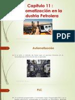 11. Automatizacion en La Industria Petrolera