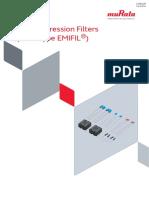 Murata EMI Filters EMIFIL c30e