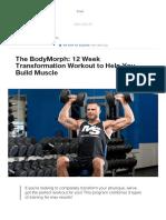 Body Metamorphosis_ 12 Week Transformation Workout to Help You Build Muscle.pdf