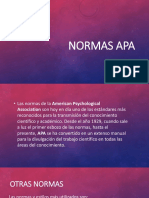 Normas APA 2.0