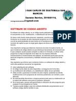 Software de Codigo Abierto (1)