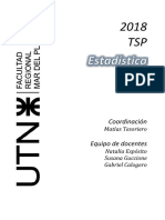 Módulo Estadística 2019