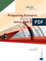 Europe Digital Competitiveness 2008