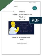 Practica Mat 100-2