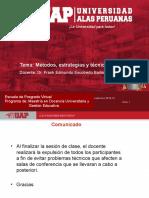 Semana 5 y 6 Métodos Estrategias y Tecnicas Didac(1)