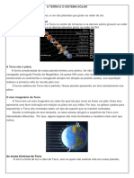 A Terra e o Sistema Solar - Ciências