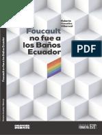 Foucault-No Fue a Los Baños Ecuador