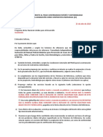 Template - Carta Interes y Disponibilidad - solicitud