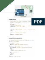 Programas en Arduino